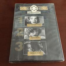 JOYAS DEL CINE DRAMAS DVD 22 - 3 PELIS EN 1 DVD PAL 2 - 245 MIN - NEW, SEALED
