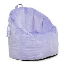 "Big Joe Joey Bean Bag Chair, Lilac - 28.5"" x 24.5"" x 26.5"" 100% Polyester"