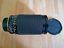 Tokina SZ-X 60-300mm F4.0-5.6 Minolta MD/MC Mount Lens - Great Condition