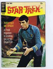Star Trek #6 Gold Key 1969