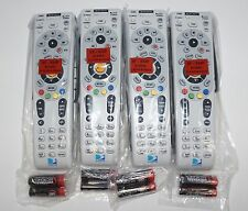 Lot Of 4 (four) DIRECTV RC66RX RF Remote Controls W/Batteries DTV