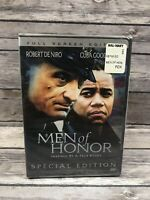 Men of Honor Special Edition (DVD, 2002) Robert DeNiro, Cuba Gooding Jr. NEW