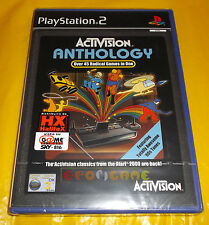 ACTIVISION ANTHOLOGY Ps2 Versione Inglese 1ª Edizione ○○○○ NUOVO