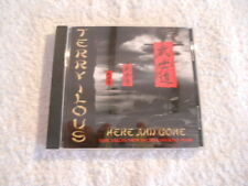 """Terry Ilous  """"Here and Gone"""" 2007 cd Indie Fyco Rec.  XYZ-Great White NEW"""