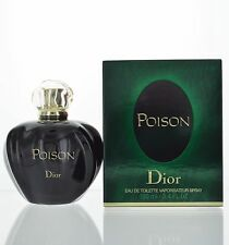 Poison by Christian Dior for Women 3.4 oz Eau de Toilette Spray  NIB Sealed