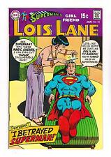LOIS LANE GIANT 98 VF/NM (9.0) I BETRAYED SUPERMAN (FREE SHIPPING) *