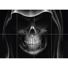 Grim Reaper Death Scythe Giant Wall Mural Art Poster Print 47x33 Inches