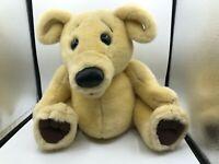 Ted E Bare David Strassman Puppetronics Plush Soft Stuffed Toy Animal Teddy Bear