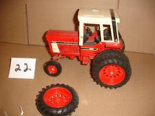 1//16 tractor part ORIGINAL International 1586 1486 1086 black seat