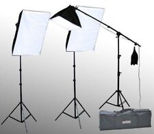 ePhoto Watt Digital Video Continuous Lighting Stand Kit with Carrying Case