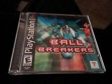 Ball Breakers (Sony PlayStation 1, 2000) PS1 Complete!