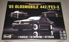 Revell 1/25 1985 Oldsmobile 442 Show Car Plastic Model Kit 85-4446 Rmx854446