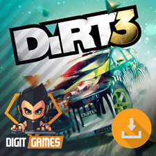 DiRT 3 Complete Edition - Steam / PC Game - Rally / Racing [NO CD/DVD]
