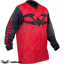 Valken Paintball Fate II Jersey - Red - XL **FREE SHIPPING**