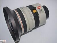 Canon Zoom Lens CL 5-15 mm 1:1,6-2,6 Macro für Camorder VL-mount