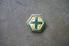 vintage ARMA hospital nursing school training pin nurse 1970