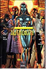 THE AUTHORITY   VOLUME  4    SEMIC BOOKS  EDITIONS SEMIC