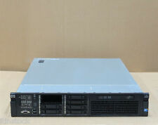 HP Proliant DL380 G6 2 x Xeon Quad-Core L5520 72 GB P410 512 MB 2U RACK SERVER