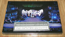 SHIN HYE SUNG 2012-2013 CONCERT THE YEAR'S JOURNEY 1ST LIVE 2 CD & FOLDED POSTER