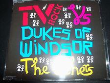 TV Rock The Others Rare Australian Remixes 4 Track CD Single