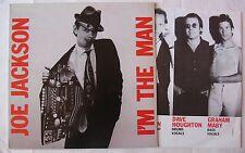 JOE JACKSON  (LP 33T)  I'M THE MAN  - HOLLAND 1979