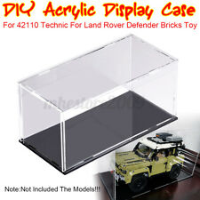 Acrylic Display Case For Lego 42110 Technic For Land Rover Building Bricks c j