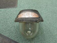 Antique Industrial Light Crouse Hinds Factory Nautical Ship Lamp Explosive