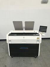 Kip 7170 Ampio Formato Copiatrice Stampante Scanner Only 183K Metro Lettura