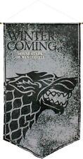 Game of Thrones - Stark of Winterfell Satin Banner-IKO1283