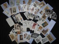 LOT + DE 60 ANCIEN IMAGES RELIGIEUSE PIEUSES  antique HOLY CARD lot 1
