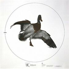 "NRA Mallard Duck Life-Size Game Targets (HF 07950), 35"" x 35"" (4 folded)"