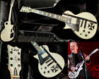 ESP   LTD   Iron Cross   James Hetfield Signature   White   Lefthand NEU   NEW for sale