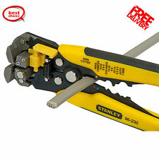 Cable Wire Stripping Plier Electrical Crimping FatMax Strippers Cutting Tools