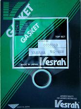 Vesrah Top End Gasket Set Kit Yamaha Yz80 Yz 80 yz80n/s (58t) 1985-86 vg-6038