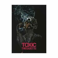 the GazettE~ Toxic~ Band Score Book  Visual Kei Sheet Music Book