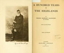 The Scottish Highlands A Lovely Selection Of 41 Vintage Book Scans PDF DVD-ROM