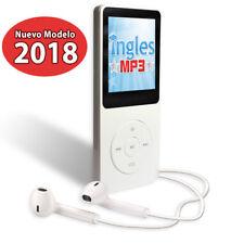 Curso de INGLES MP3 - 100 Lecciones (Incluye Moderno Reproductor Mp3)