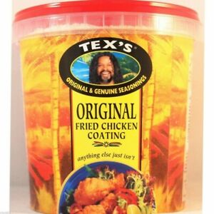Tex's Original Fried Chicken Coating 700g