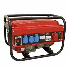 generador de gasolina monofasico y trifasico 5500w 15litros