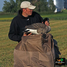 AVERY GREENHEAD GEAR GHG 6 SLOT FULL BODY HONKER GOOSE DECOY BAG FIELD KHAKI