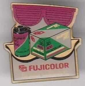 Pin metaal / Badge metal - Fuji - Super HG 400