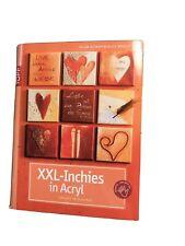 XXL-Inchies in Acryl: Kreativ im Quadrat von Altmayer, H... | Buch | Zustand gut