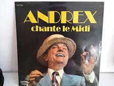 ANDREX Chante le midi 30CV1408