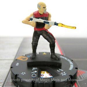 Star Trek Next Generation ~ MIRROR JEAN-LUC PICARD #030 Boldly Go HeroClix Chase
