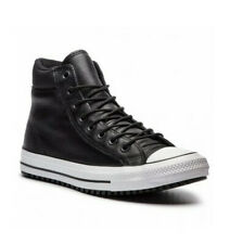 Converse Chuck Taylor All Star PC Boot Hi Leather Black 162415c New Men's 10