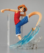 Bandai One Piece Attack Motions Effect Part Chap. 3 Figure D. Luffy