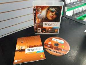 SingStar Pop Edition - PlayStation 3 Fast & Free Delivery