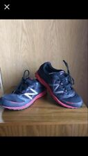 new balance sneakers black and red. Worn for an hour size 8.5 men's