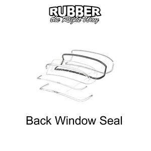 1953 1954 Mercury Back Window Seal