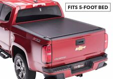 Truxedo Lo Pro Soft Roll-up Truck Bed Tonneau Cover Canyon & Chevrolet Colorado